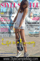 Style Sample Magazine coming August 4th!