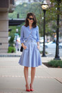 Gap-shirt-jimmy-choo-bag-french-connection-skirt-miu-miu-heels