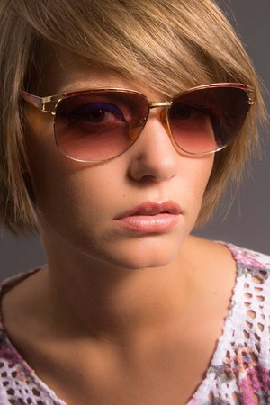 pink yves st laurent sunglasses