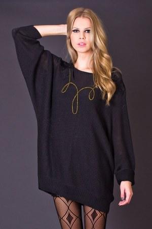 telltale hearts vintage sweater