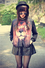 Leather-boots-forever-21-hat-round-sunglasses