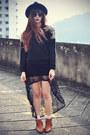 Chicwish-boots-oasap-hat-chicwish-sweater-topshop-socks-round-sunglasses