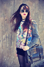 Udobuy-boots-velvet-dress-sweater-choies-bag-round-sunglasses