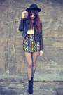 Forever-21-hat-leather-motel-rocks-jacket-round-glasses-lovelysally-skirt