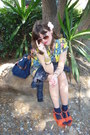 Zara-jacket-h-m-bag-ray-ban-sunglasses-zara-wedges-topshop-bodysuit
