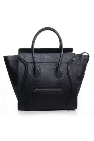 leather Celine bag