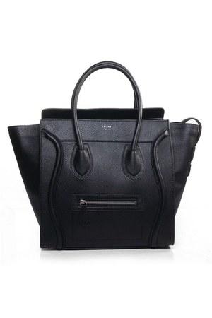 leather Celine bag