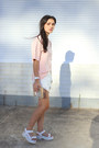 White-niclaire-bag-white-missguided-shorts-white-jeffrey-campbell-sandals