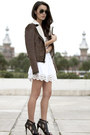 White-lace-abercrombie-and-fitch-dress-abercrombie-and-fitch-jacket