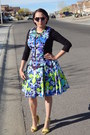Blue-peter-pilotto-for-target-dress-lime-green-prabal-gurung-for-target-heels
