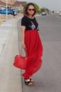 Black-romwe-shirt-ruby-red-forever21com-skirt