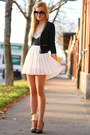 Pleated-rare-skirt