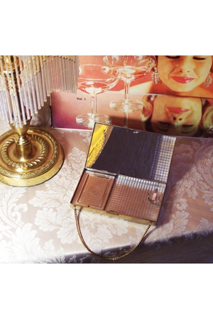 silver Evans Elegance purse - silver accessories - silver wallet