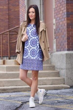 violet Lulus dress