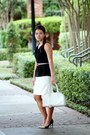 Peplum-banana-republic-top-banana-republic-skirt-ann-taylor-belt