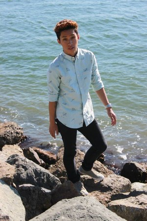 Urban Outfitters shirt - River Island pants
