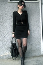 Black-random-brand-dress-black-random-brand-tights-blue-gojane-shoes-black