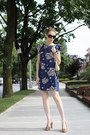 Navy-asos-dress-nude-dkny-bag-brown-marc-by-marc-jacobs-sunglasses