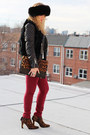 Leopard-booties-stuart-weitzman-boots-balenciaga-jacket-j-crew-bag