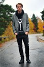 Cheap-monday-jeans-topman-blazer-5preview-t-shirt