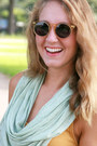 Madewell-skirt-urban-outfitters-scarf-krewe-du-optic-sunglasses