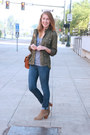 Light-brown-dv-dolce-vita-boots-navy-levis-jeans-army-green-asos-jacket