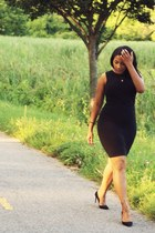 LBD dress - Elsie Pumps heels
