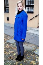 Dorothy Perkins coat - Tally Weijl shoes - H&M jeans