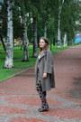 Dark-brown-max-mara-coat