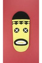 Yellow TPRBT Socks
