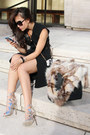 Alexander-wang-dress-prada-bag-zara-vest