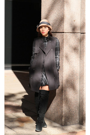 pixiemarket dress - JYJZ vest