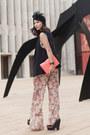 Kate-spade-bag-zara-top-uo-pants