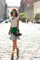 Minty Summer Outfit