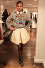 Kenzo-boots-kenzo-sweater-kenzo-skirt-anna-dello-russo-for-h-m-necklace