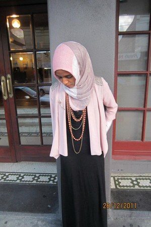 pink blazer Valleygirl jacket - maxi dress Topshop dress