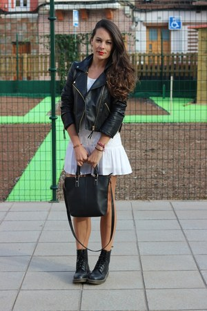 Mango jacket - Forever21 dress