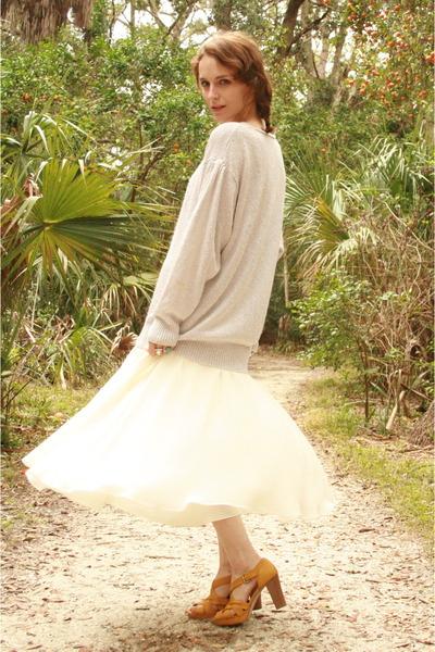 clog sandals Payless heels - sequined httpstoresebaycomTwitchVintage sweater