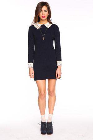 Alexa Sweater Dress sweater