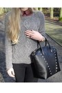Black-h-m-shoes-black-h-m-jeans-dark-gray-h-m-sweater-black-h-m-bag