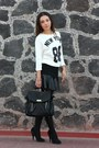 Black-steve-madden-shoes-black-pull-bear-bag