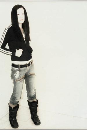black Miss Sixty pants