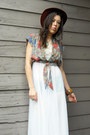 Brown-doc-martens-boots-white-vintage-dress-viral-threads-vintage-blouse