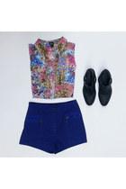 very J shorts - very J top