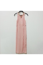 long flowy maxi very J dress