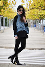 Leather-zara-boots-sheinside-coat-oasap-shirt-miu-miu-sunglasses