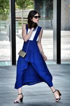 sammydress dress - suiteblanco bag - Massimo Dutti heels