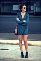 Love dress - H&M boots