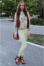 Brown-accessorize-bag-brown-stradivarius-heels-white-zara-blouse