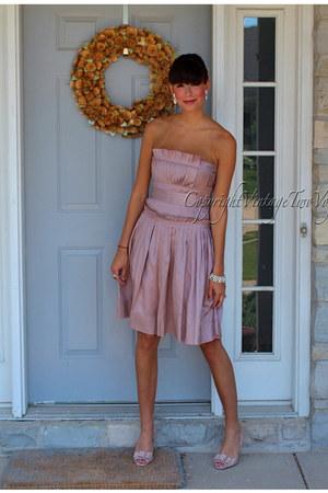 light pink jcrewcom JCrew dress